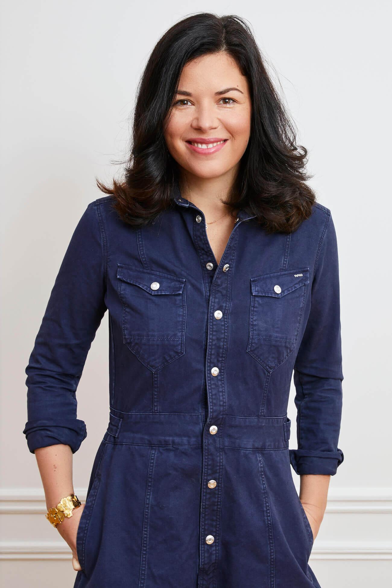 Portrait de Elise Fabing - Cofondatrice de Alkemist Avocats